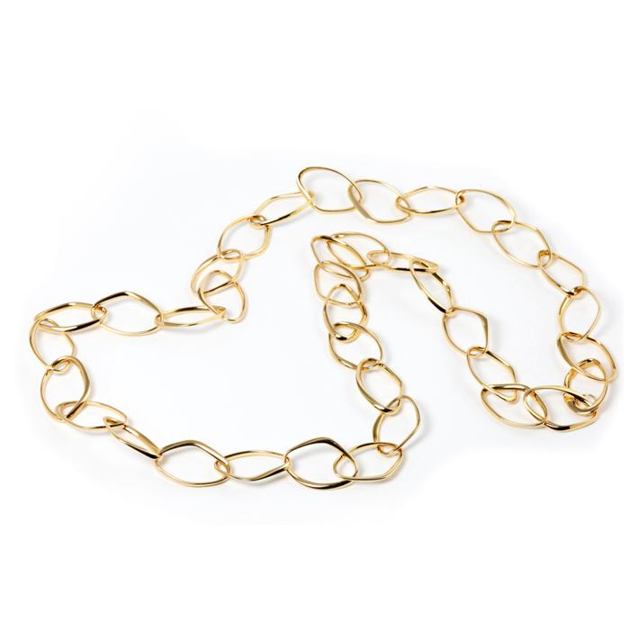 "32"" Lightweight Link Necklace"