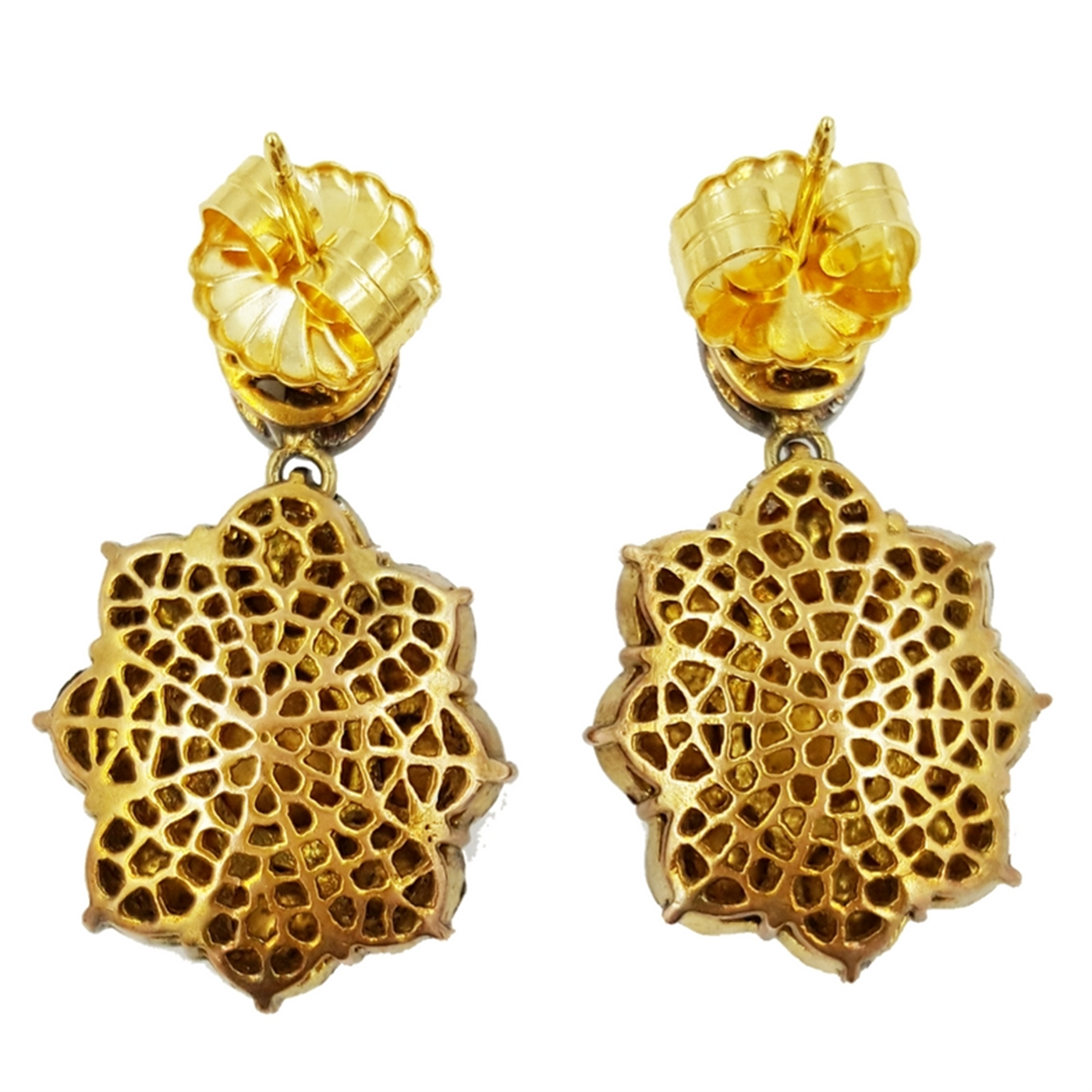 earrings in theresa diamond tea apparel always pierce product exotic love